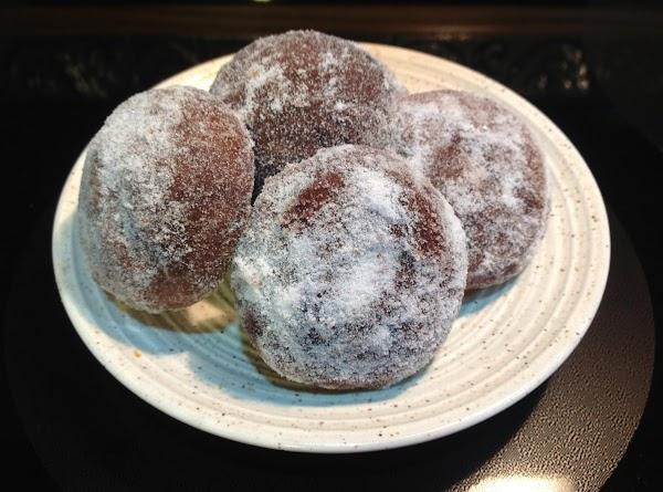 Fudge Ball Cookies Recipe