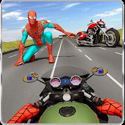 Spider Hero Rider - Racers Of Highway