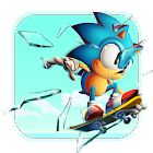 Super Sonik Adventure Run icon
