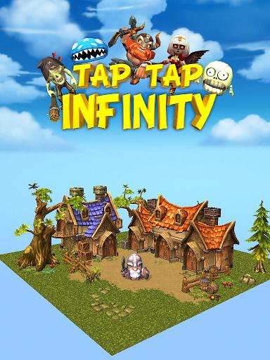 Tap Tap Infinity - Idle RPG 1.7.14 screenshots 6