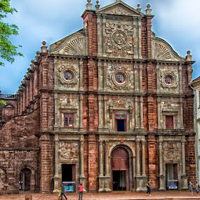 by Savio Joanes - Buildings & Architecture Places of Worship