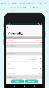Easy video recorder –  Background video recorder App Download For Android 7