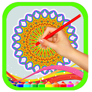 Mandala Coloring Page Pro Android Apps on Google Play