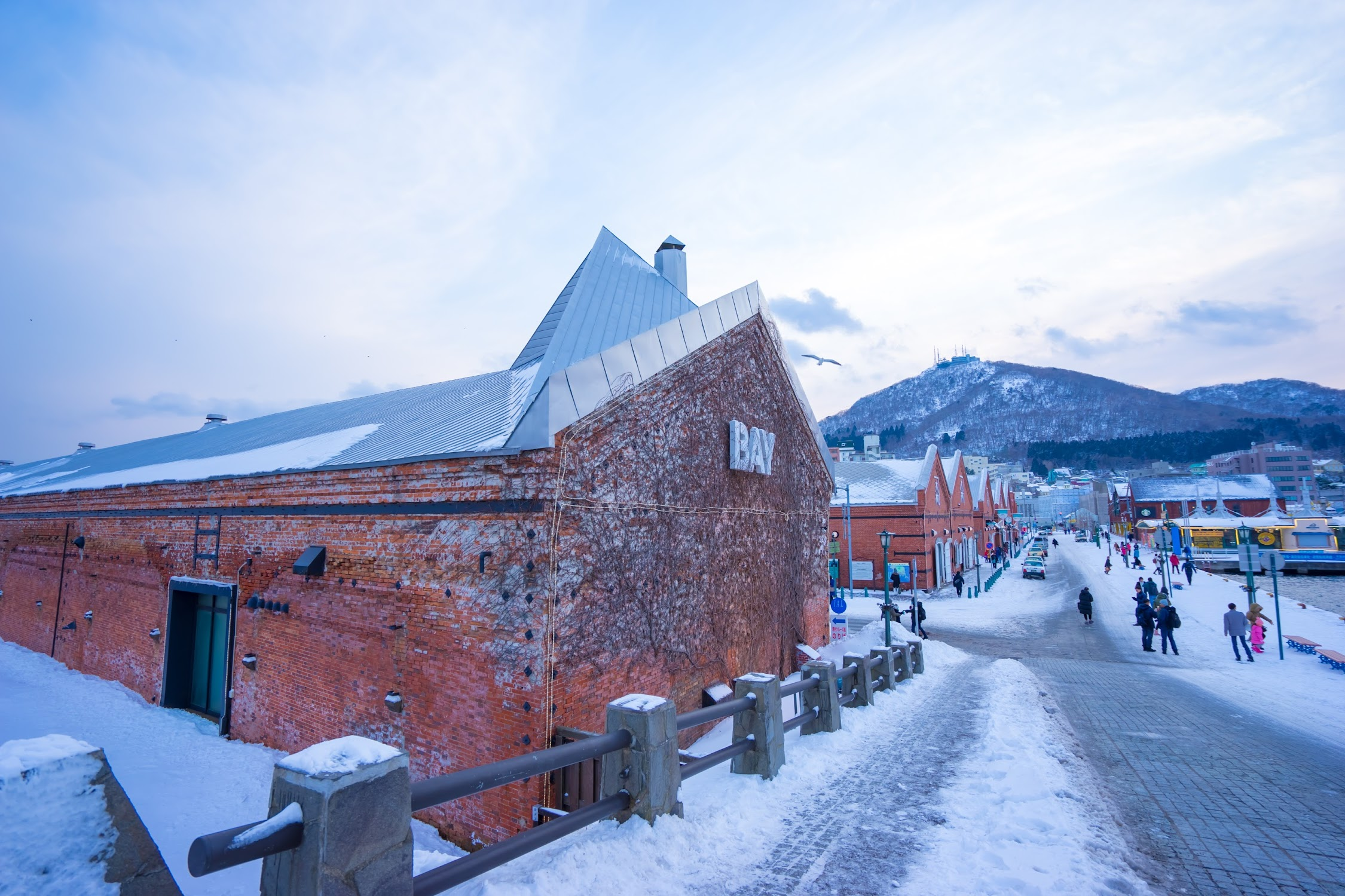 Hakodate Kanemori Red Brick Warehouse3