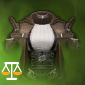熟練の正義の鎧