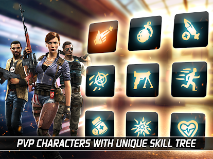 UNKILLED - Zombie Multiplayer Shooter Screenshot
