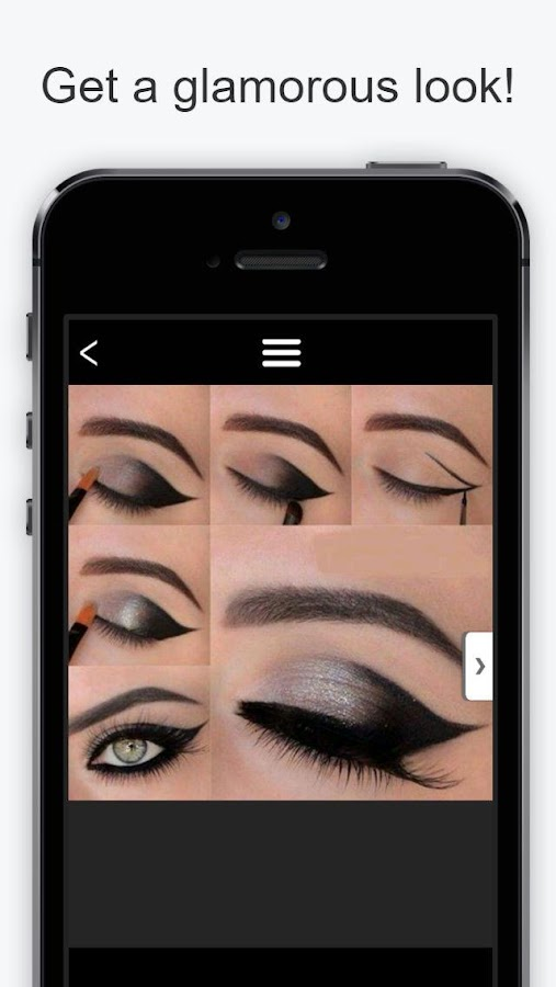 Eyes makeup 2017 ( New)- screenshot