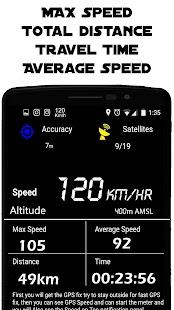 GPS Speedometer - Trip Meter - náhled