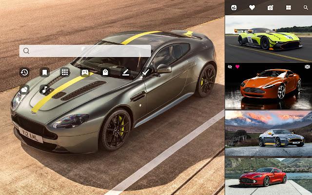 Aston Martin Sports Cars Hd Wallpapers