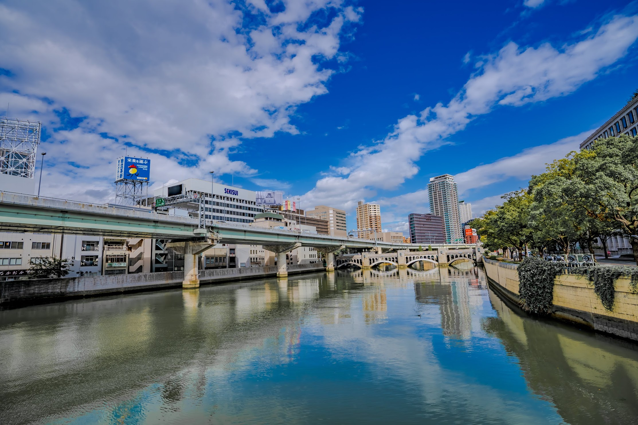 大阪 中之島 淀屋橋2