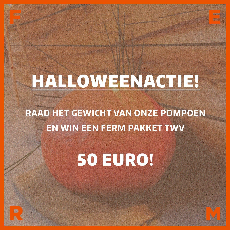 HalloweenActie!