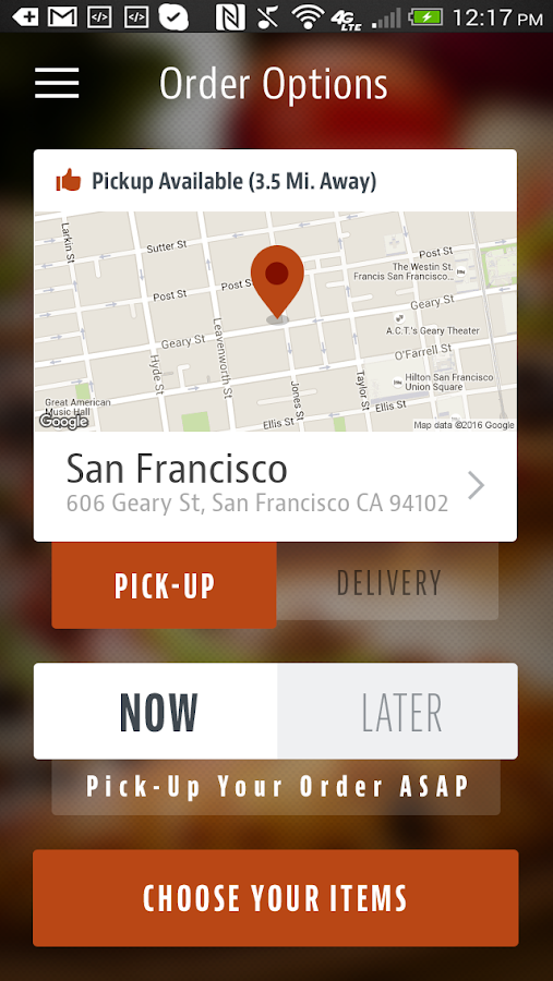 Milan Pizza To Go- screenshot