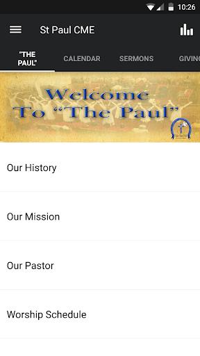 St. Paul CME Church - Savannah