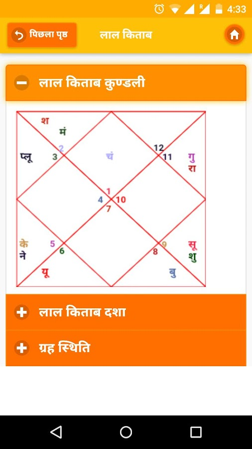 free hindi astrology software