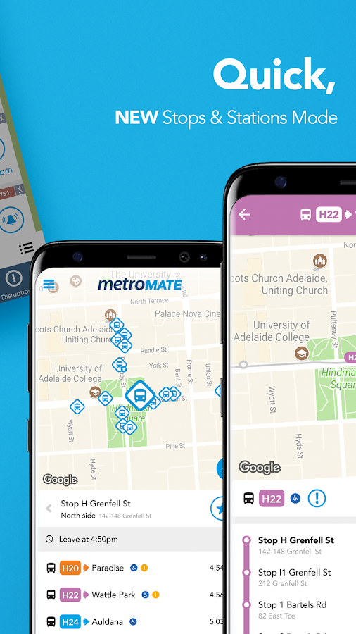 metroMATE by Adelaide Metro- screenshot