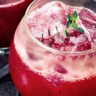 Cranberry Citrus Cocktail.