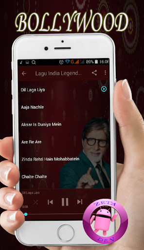 Lagu India Legend Terlengkap Offline 2018 screenshot 8