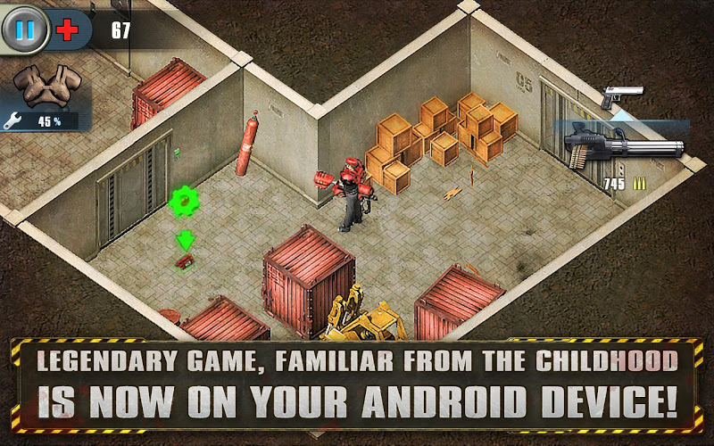 Free Download Alien Shooter Free - Isometric Alien Invasion Cheat APK MOD