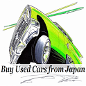 Buy Used Cars from Japan icon