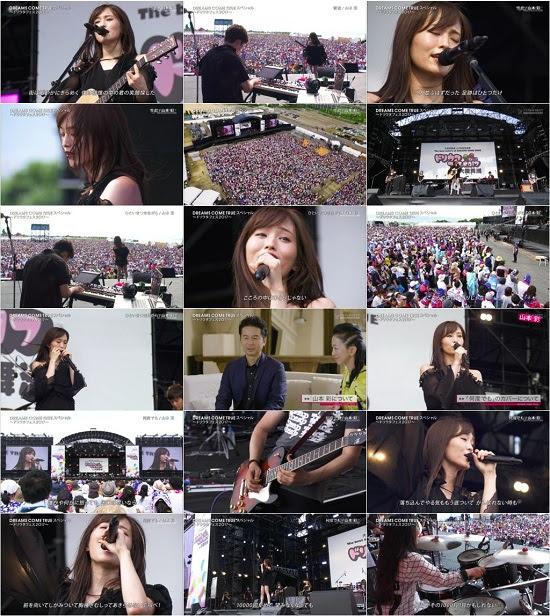 (TV-Music)(1080i) 山本彩 Part – ドリウタフェス 2017 in 大阪舞洲 171020