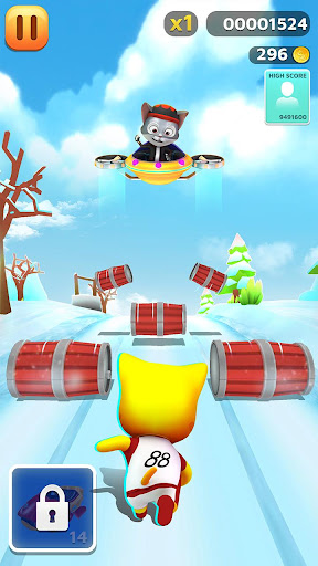 My Kitty Runner - Pet Games screenshots apkshin 16