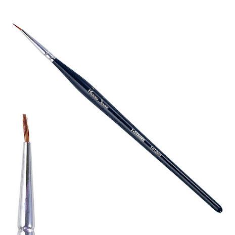 1-stroke & watercolour pensel