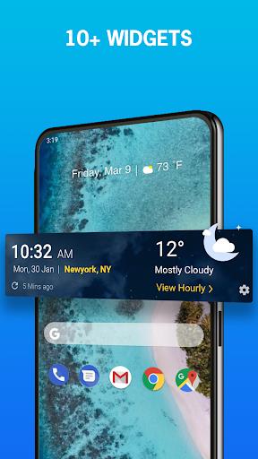 1Weather : Forecasts, Widgets, Snow Alerts & Radar screenshot 8
