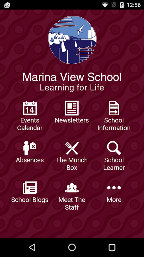 Marina View School- screenshot