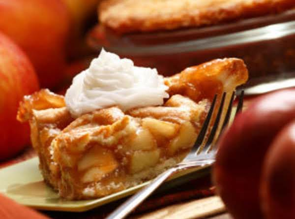 De-lish-ous Apple Pie Recipe