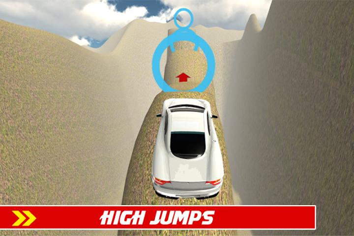 android Crazy Car Stunts Simulator Screenshot 3