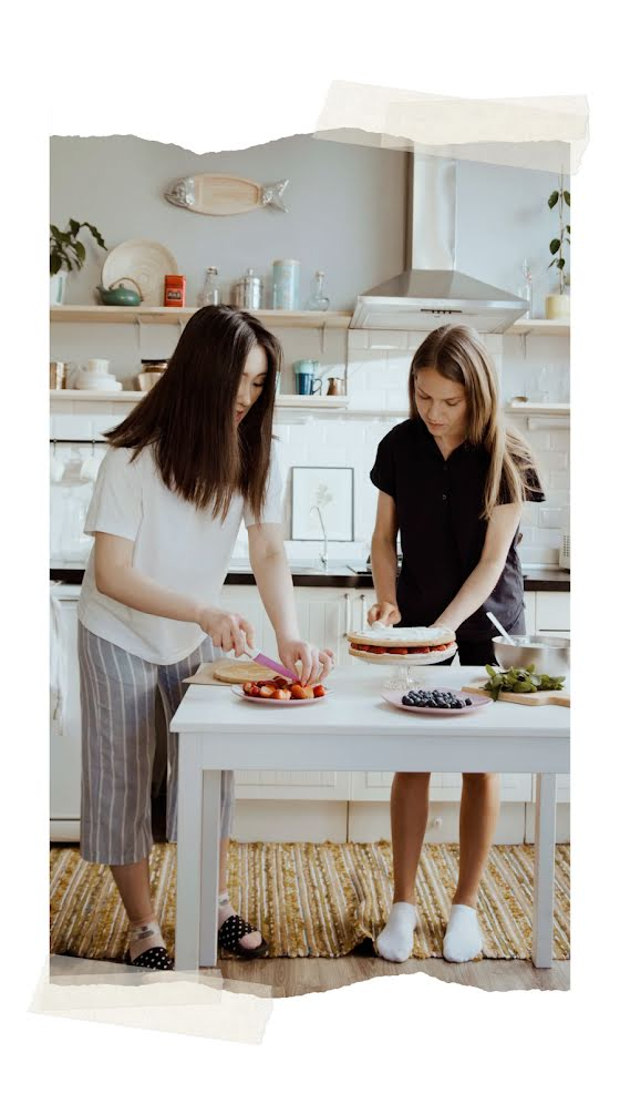 Baking Together - Facebook Story Template