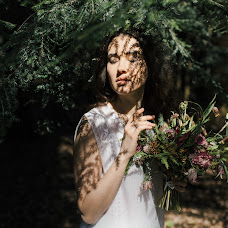 Wedding photographer Oksana Pervomay (Pervomay). Photo of 10.05.2018