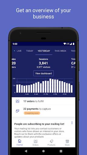 Shopify: Ecommerce Business 8.16.0 screenshots n 1