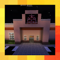 5 nights at Freddy's. Pizzeria. Map for MCPE APK