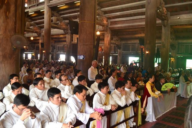 Thánh lễ Truyền chức linh mục giáo phận Phát Diệm 2017 - Ảnh minh hoạ 5