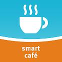 holistic smart café icon