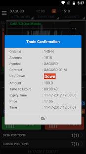 AGCXL Option Trader - náhled
