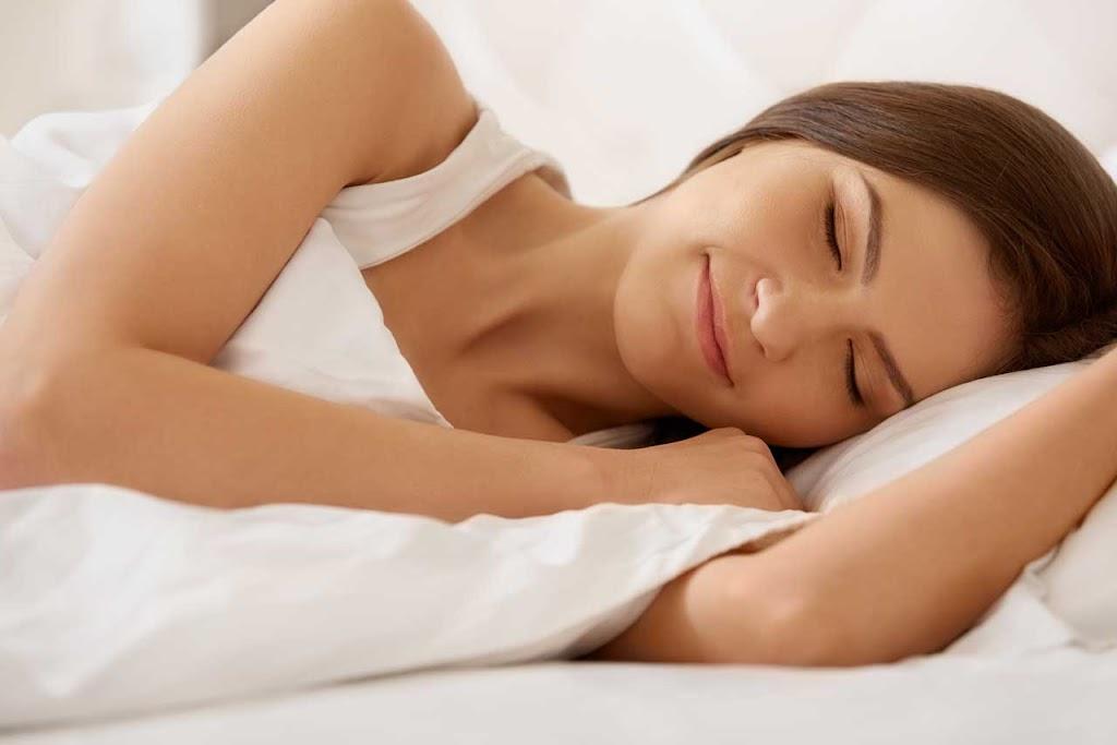 Schlafen ohne Rückenschmerzen