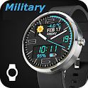 Military 3D Watch Face