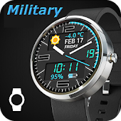 Military HD ☀️ Watch Face