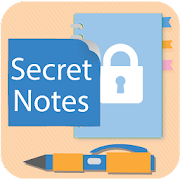 Secure voice notes – Private notepad with lock