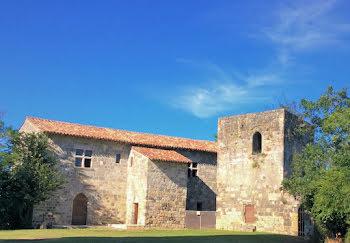 château à Montesquieu (47)