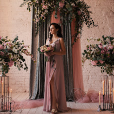 Wedding photographer Alena Lobanova (milkflower). Photo of 13.12.2016
