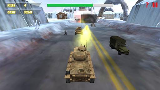 Car Racing Shooting Free Game 1.1 screenshots 1