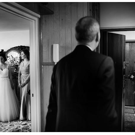 Wedding photographer Michał Gębal (michalgebal). Photo of 15.01.2018