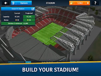 Dream League Soccer 2018 APK screenshot thumbnail 15