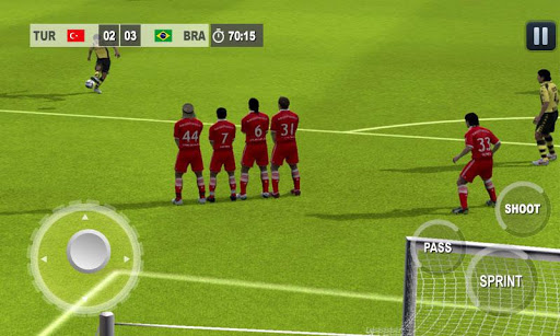Real World Soccer League: Football WorldCup 2020  screenshots 9