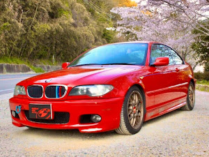 318Ci  E46 3 series Mスポーツ 赤のカスタム事例画像 🍎りっ君🍎赤いきつね🍎さんの2020年04月09日21:19の投稿