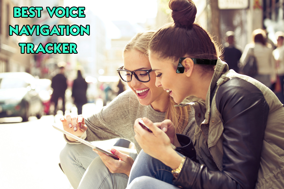 Voice Navigation Live Tracker- screenshot