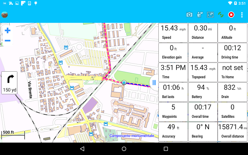 BikeComputer Pro Screenshot 14